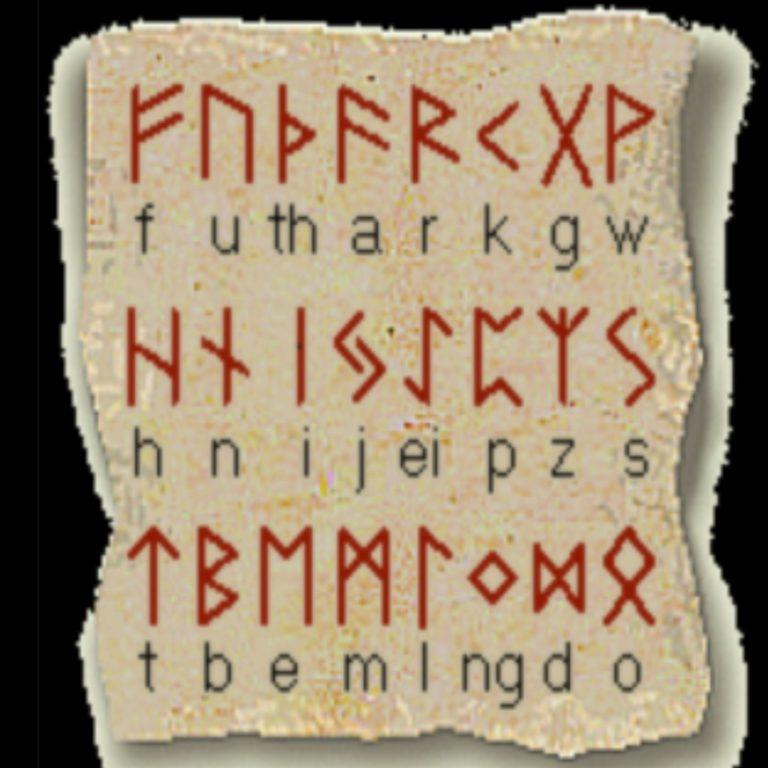 consultation par les runes lettre